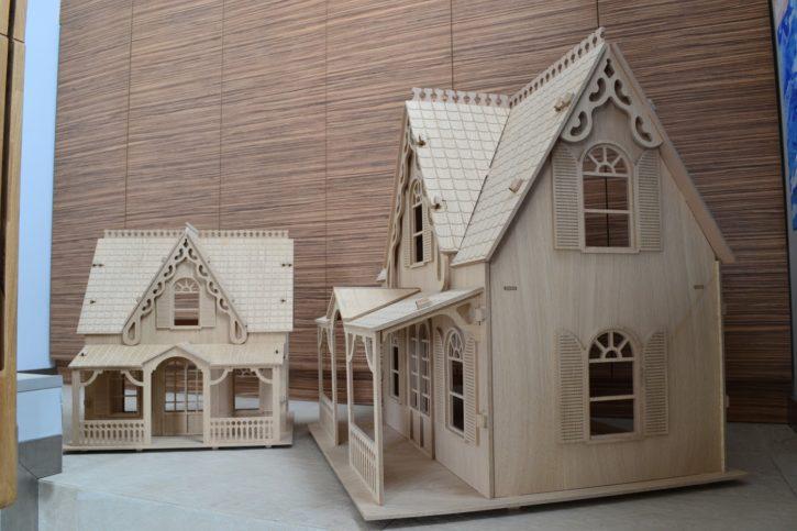 къщи за кукли