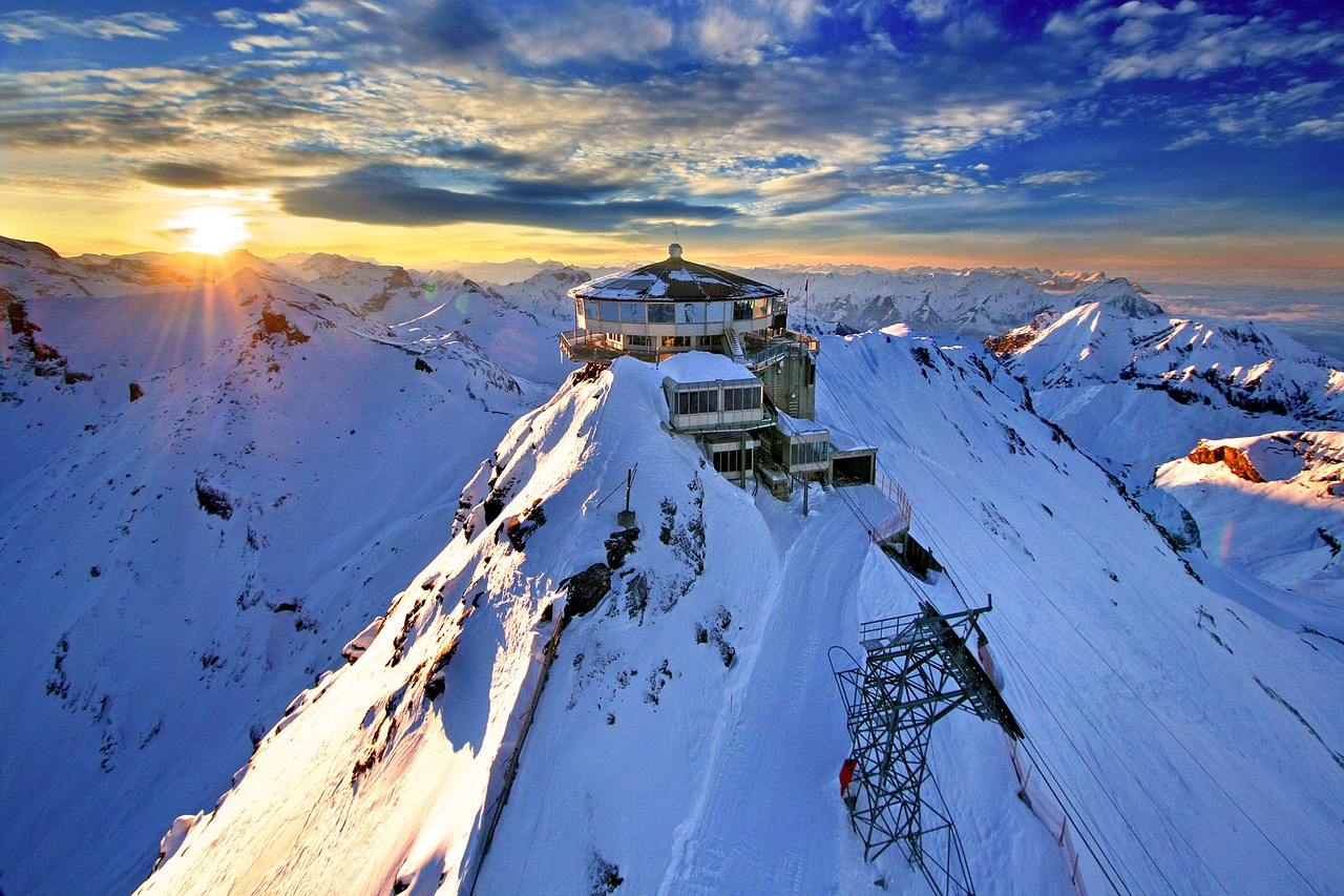 Швейцария Шилтхорн