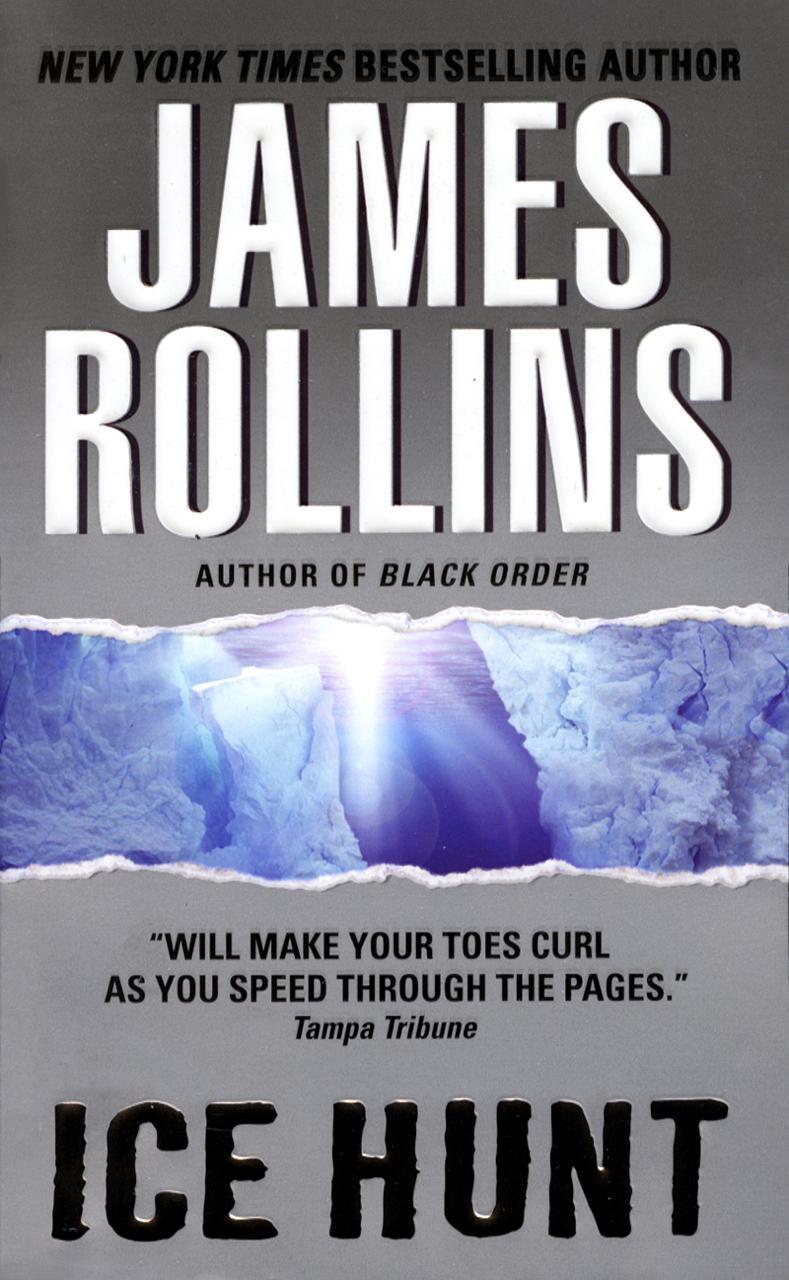Айсбергът на смъртта от Джеймс Ролинс