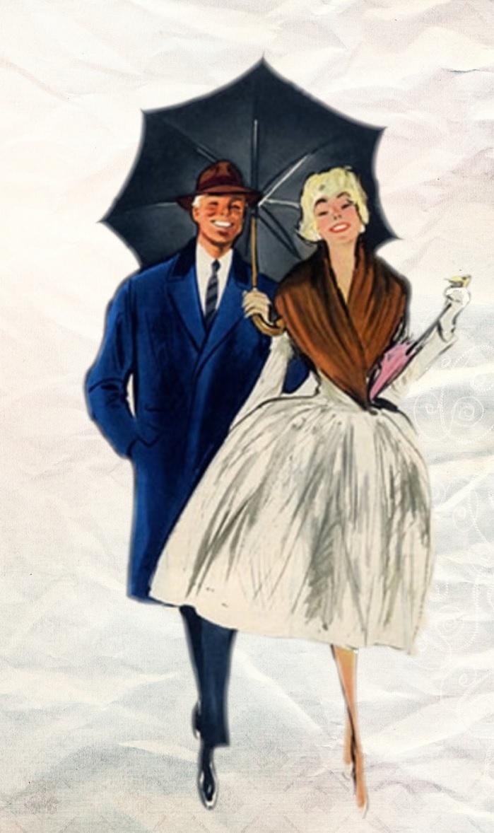 любов чадър