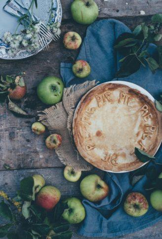 ябълков пай