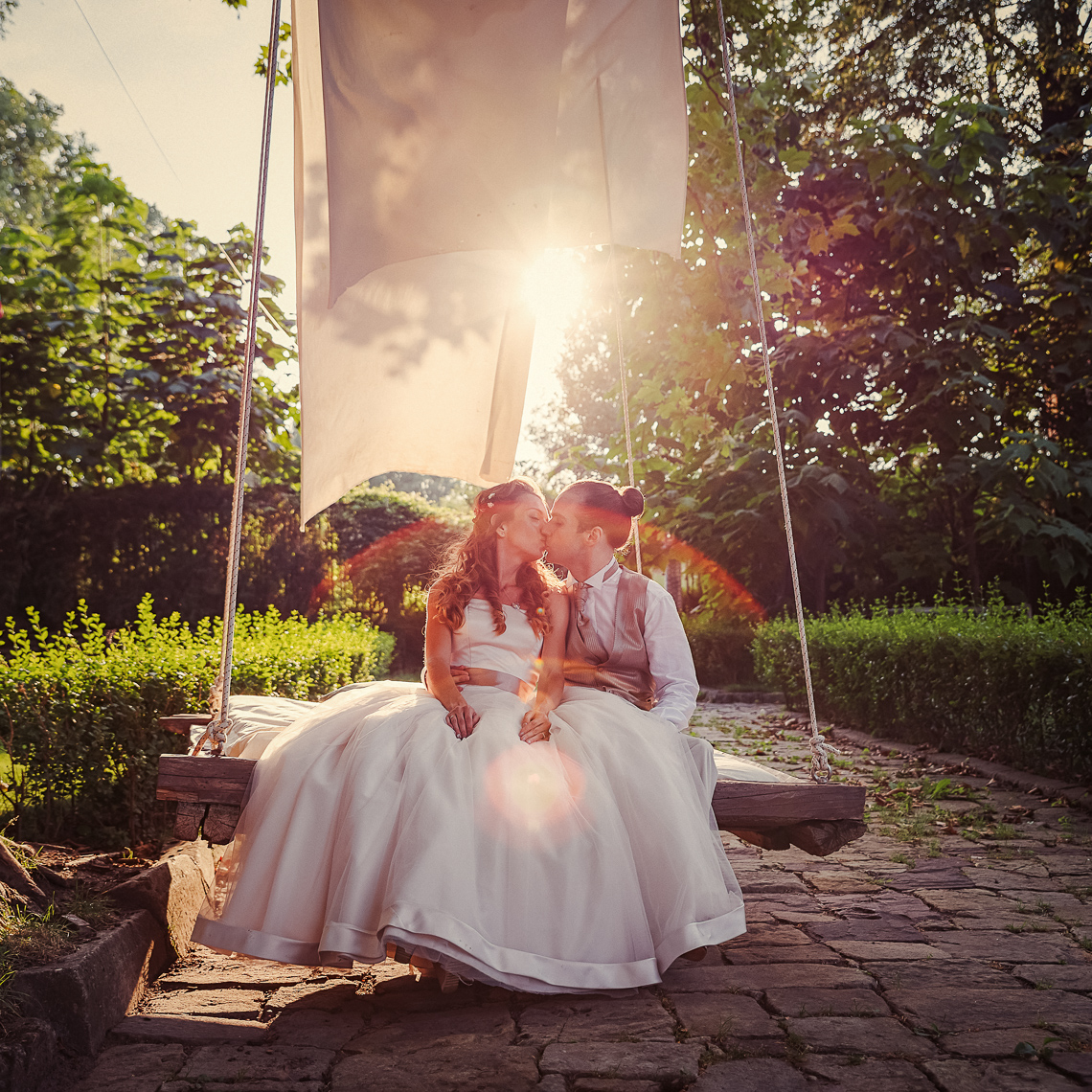 Фотоколектив - сватбени снимки