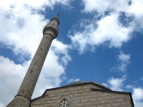 Берат, джамия