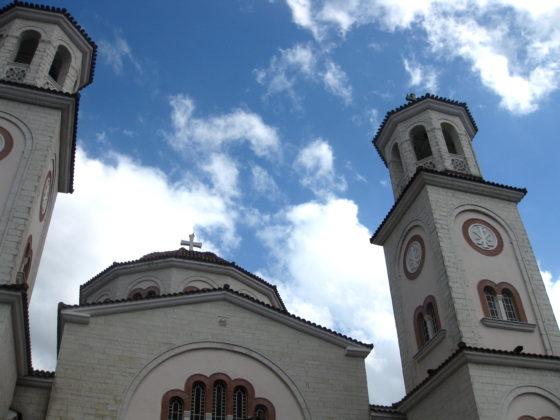 Берат, църква
