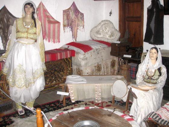Етнографски музей в Круя.