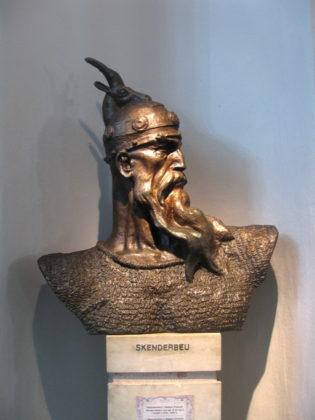 Скендербег, Музей на Скендербег в Круя