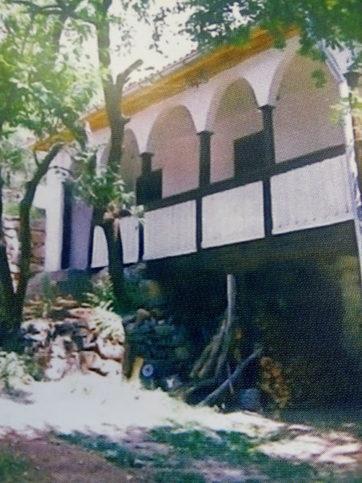 Родната къща на Стамен Григоров в село Извор.