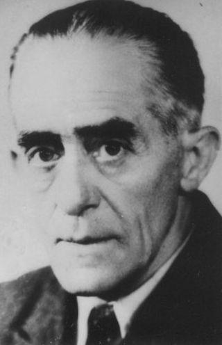 Васил Гендов през 60-те години на миналия век.