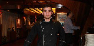 Антонио Трифонов е майстор-готвач в Лас Вегас