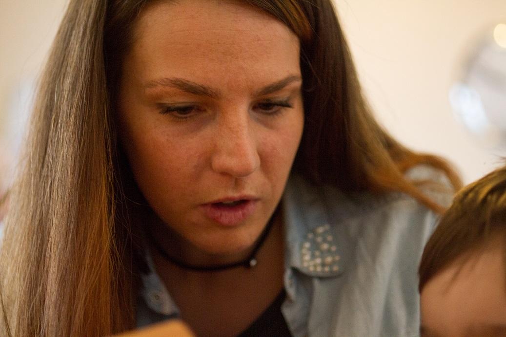 Теодора Иванова - Монтесори учител
