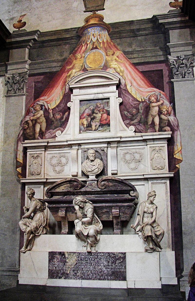 гробницата на Микеланджело