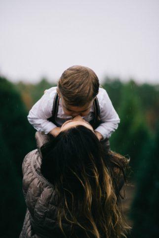 дете и майка