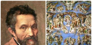 Микеланджело Страшният съд Ватикана Сикстинската капела