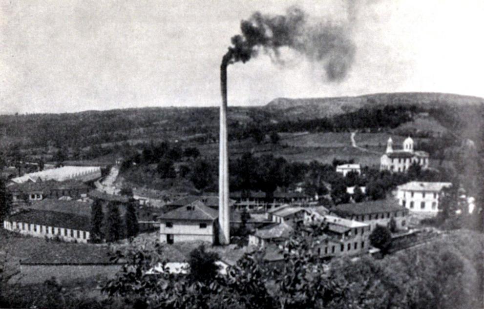 Фабриката на Иван Калпазанов