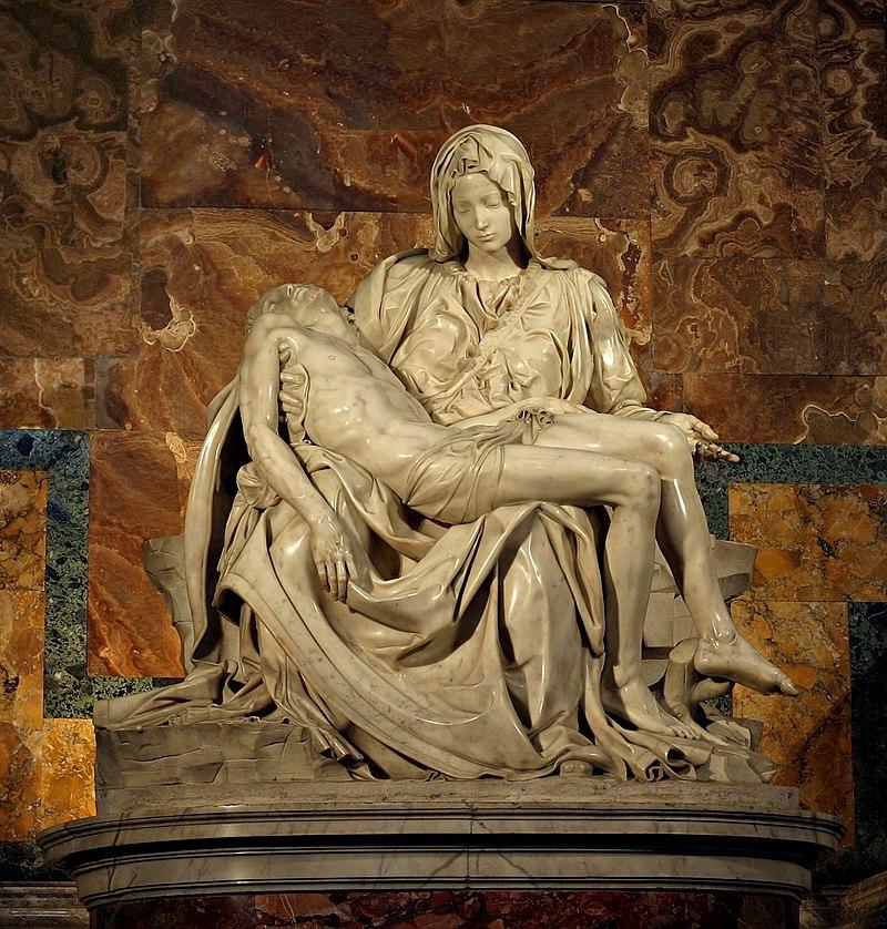 Микеланджело Пиета