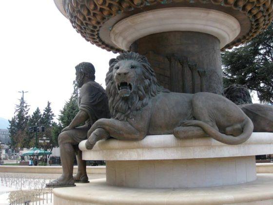 Площад Македония