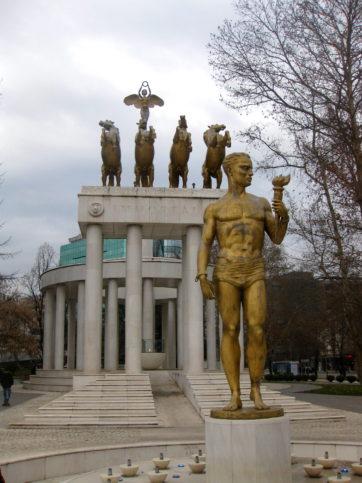 Статуята на Прометей