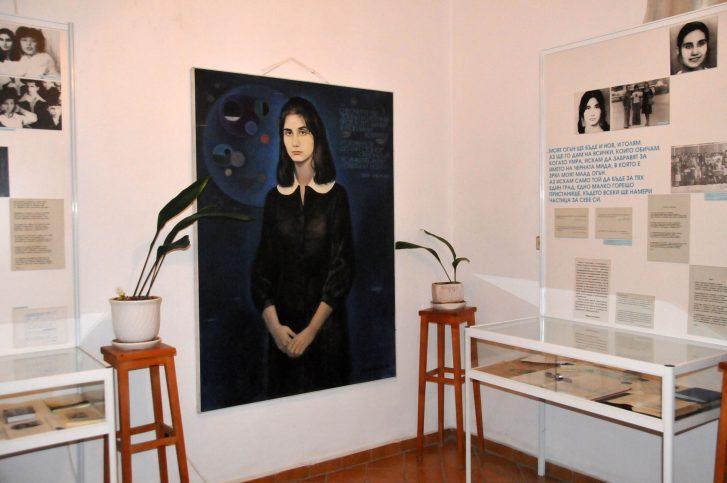 Къщата-музей на Петя Дубарова в Бургас.