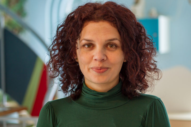 Мирослава Николова - Монтесори