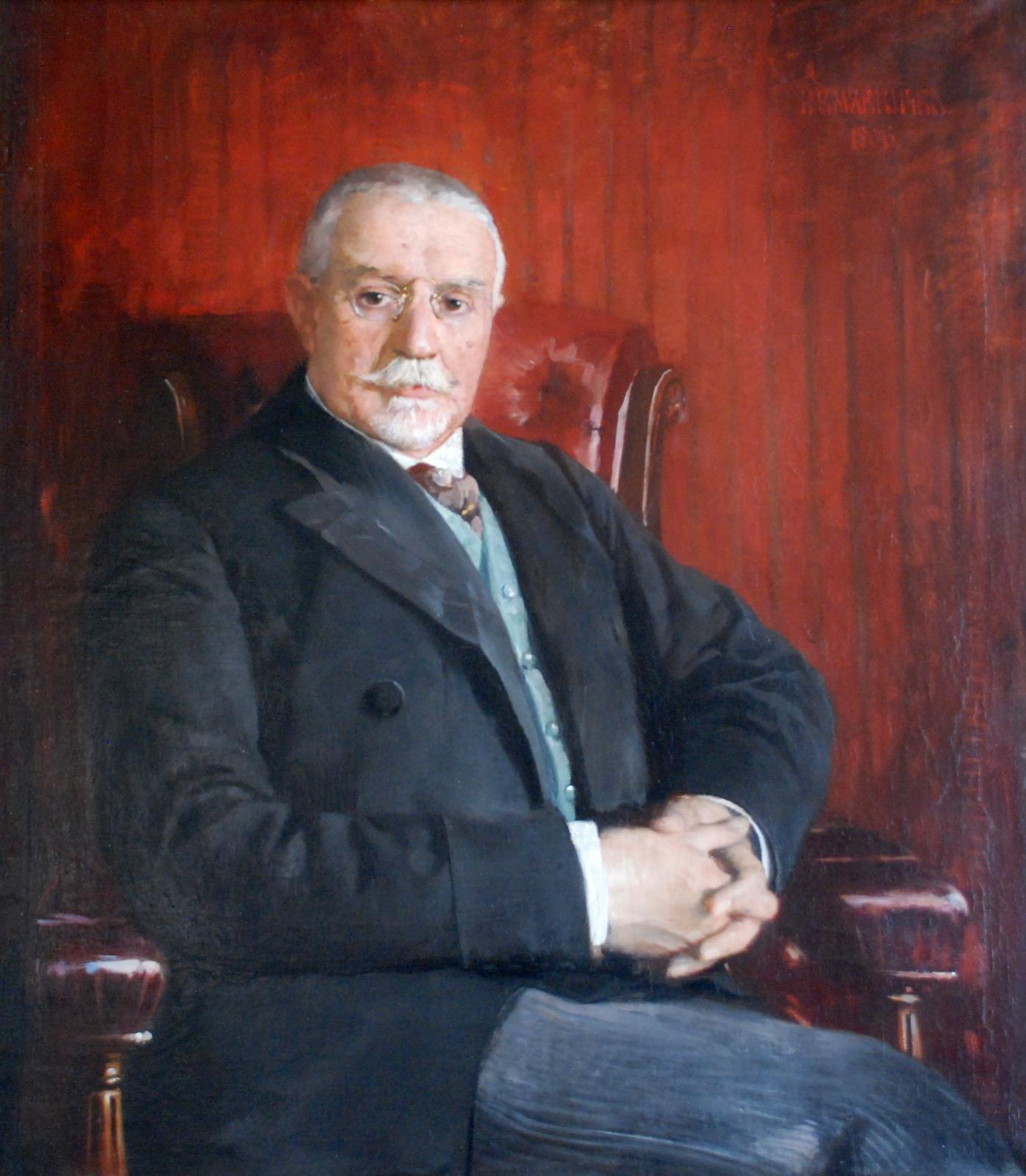 Портрет на Гешов
