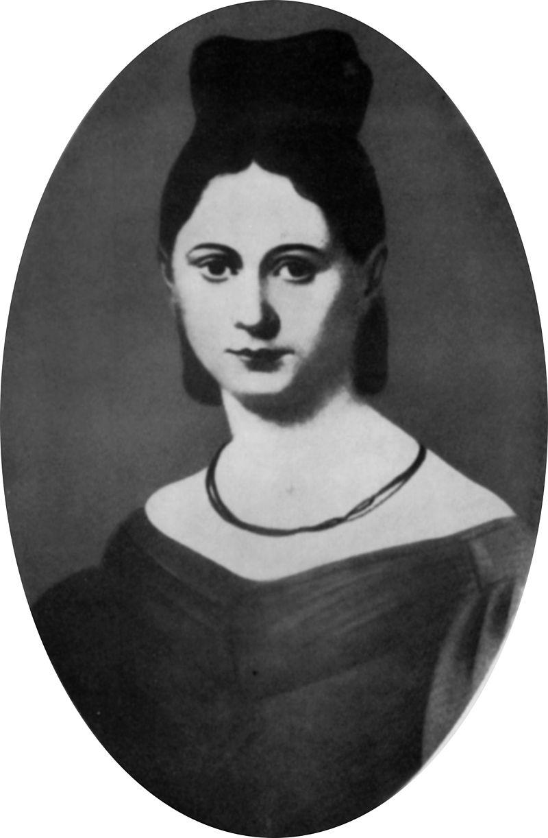 Съпругата на Карл Маркс - Жени фон Вестфален