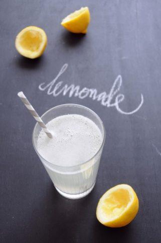 чаша лимонада
