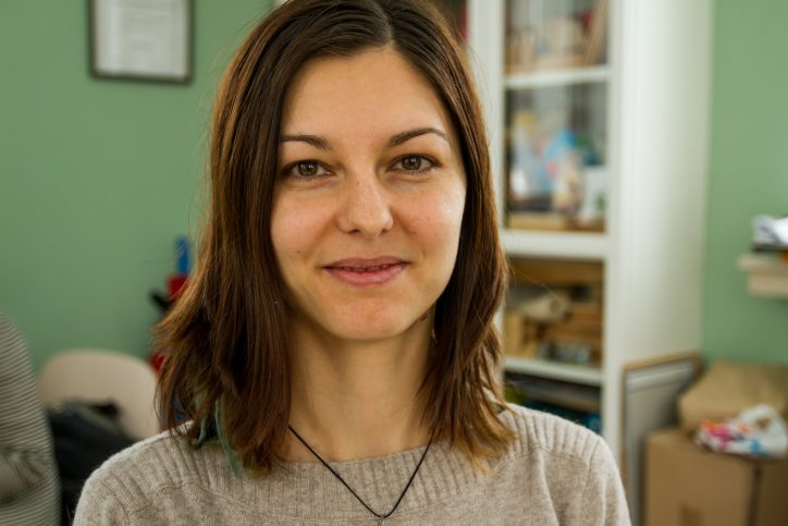 Мария Дончева - Монтесори координатор