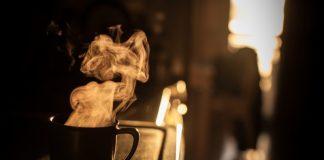 лъжи - чаша кафе