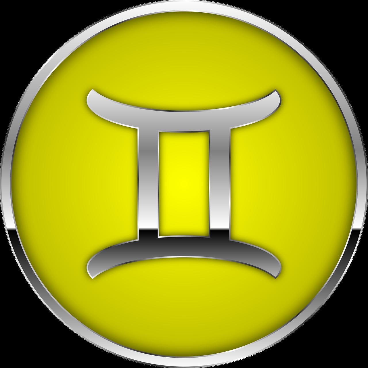 знакът на зодия Близнаци