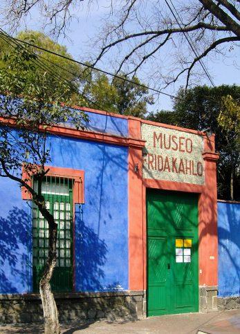 Фрида Кало - Синята къща