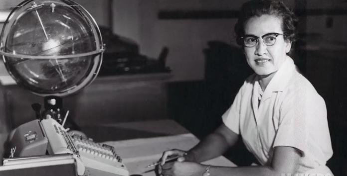 Катрин Джонсън легенда НАСА