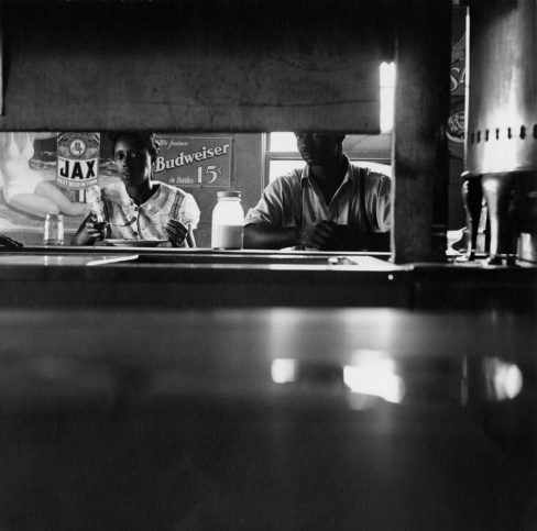 Ресторант Сегрегация, Мисисипи, 1938 г.