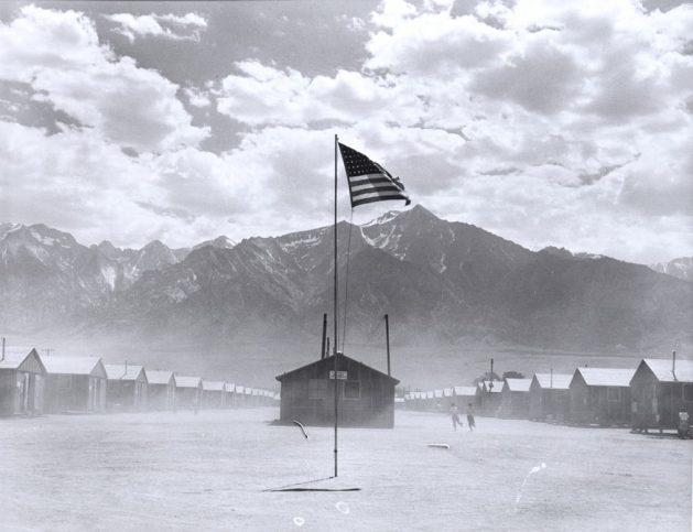 Държавен център в Калифорния, 1942 г.