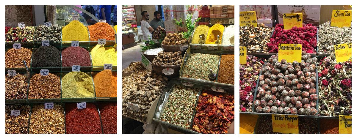 Прелестите на Египетския пазар