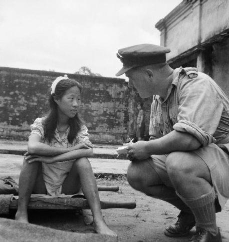 жена за утеха - Китай