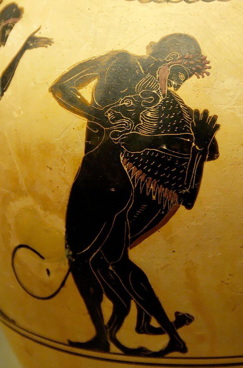 Херакъл и Немейският лъв