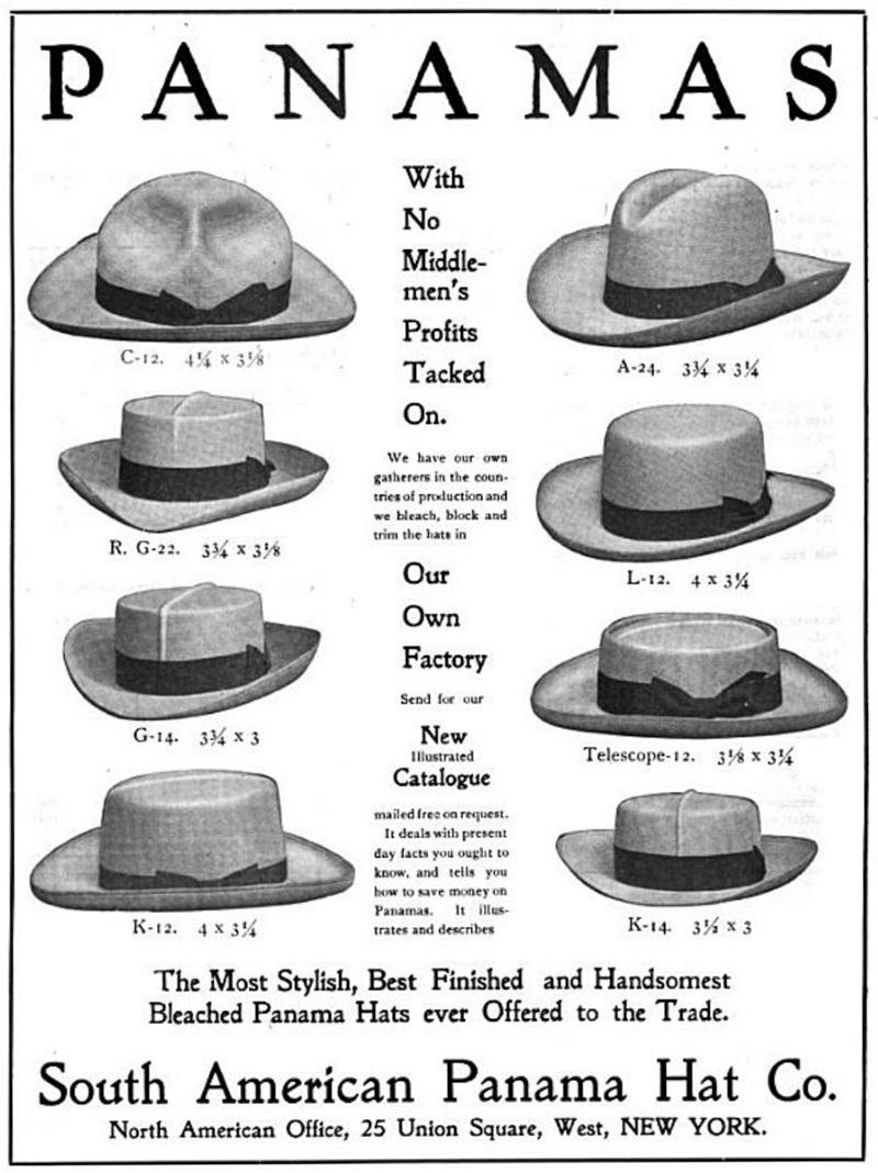 Vintage-panama-hat-ad