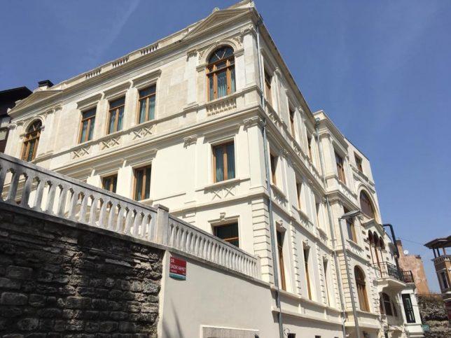 Сградата на Гръцката патриаршия