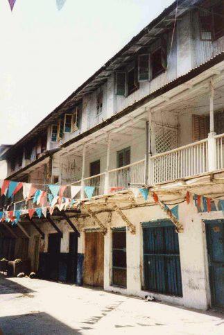 къщата на Фреди Меркюри в Занзибар