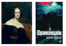 Мери Шели за романа си Франкенщайн