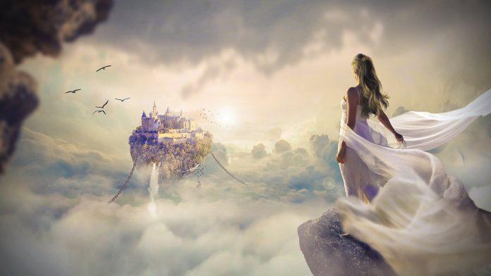 фантазия и бъдеща картина