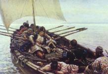 Казашка чайка черноморските пирати