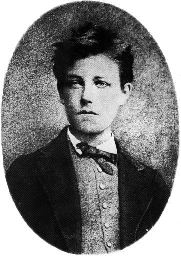 Артюр Рембо през 1871 г.