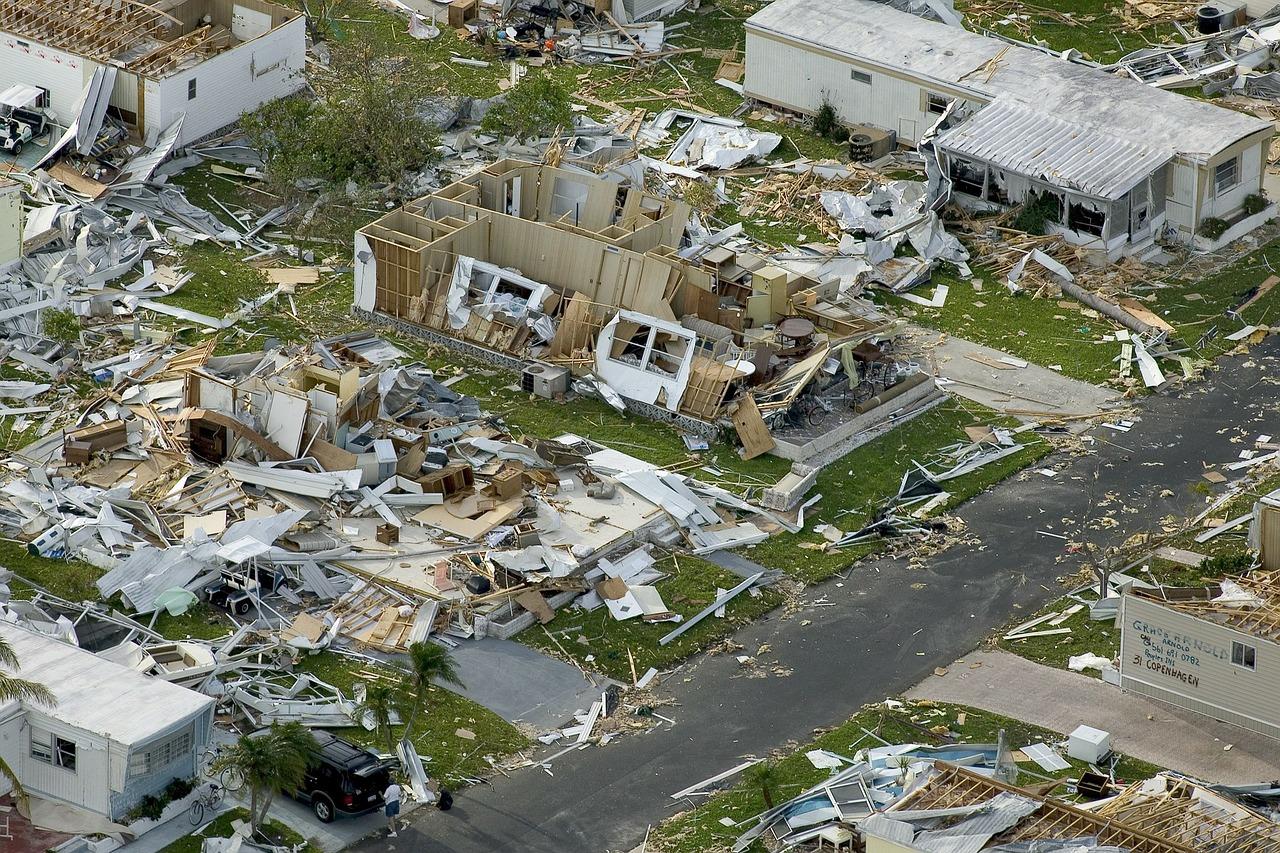 разрушения след ураган да спасим планетата