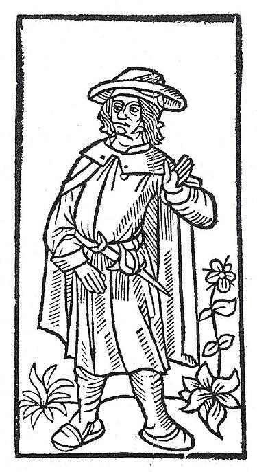 Франсоа Вийон Балада за обратните истини