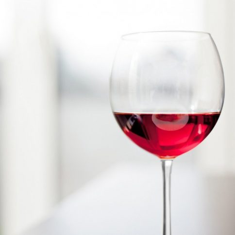 розе вино