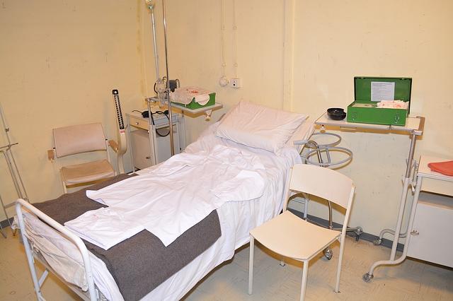 стая в болница