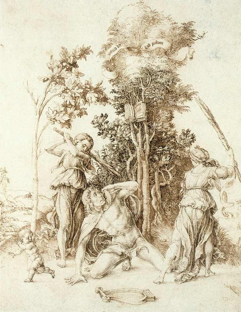 Смъртта на Орфей