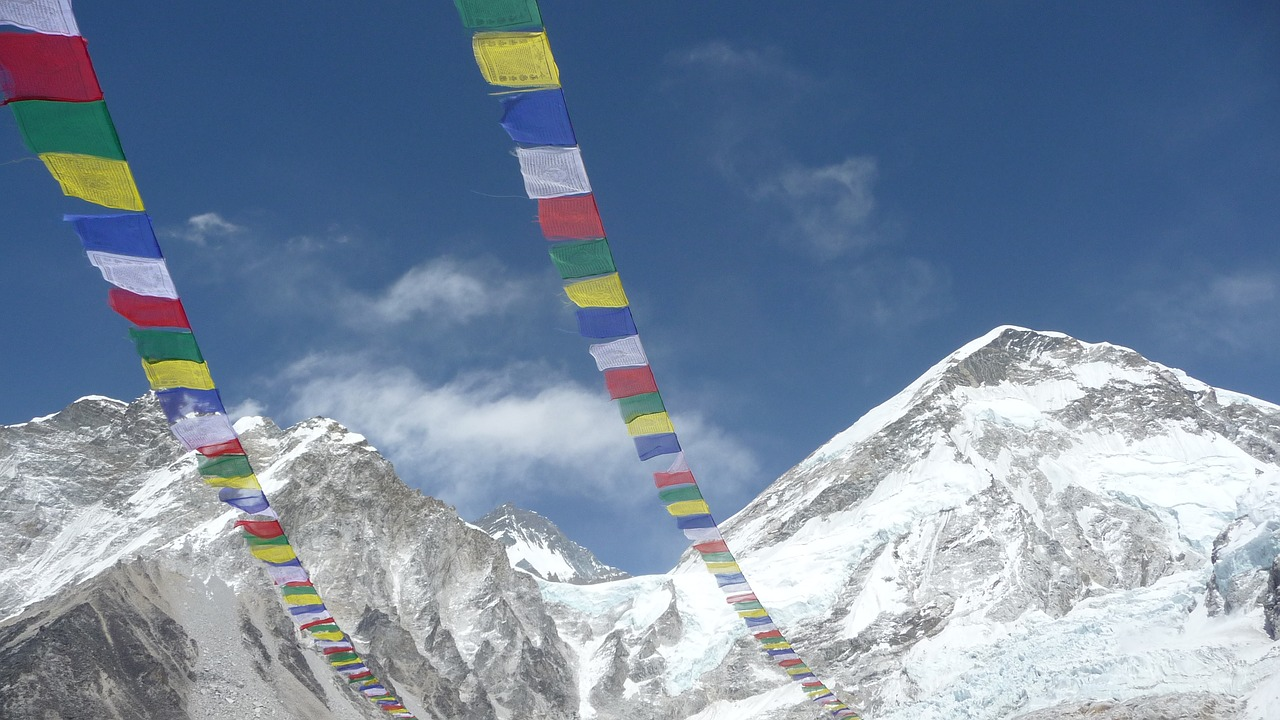 Еверест базов лагер