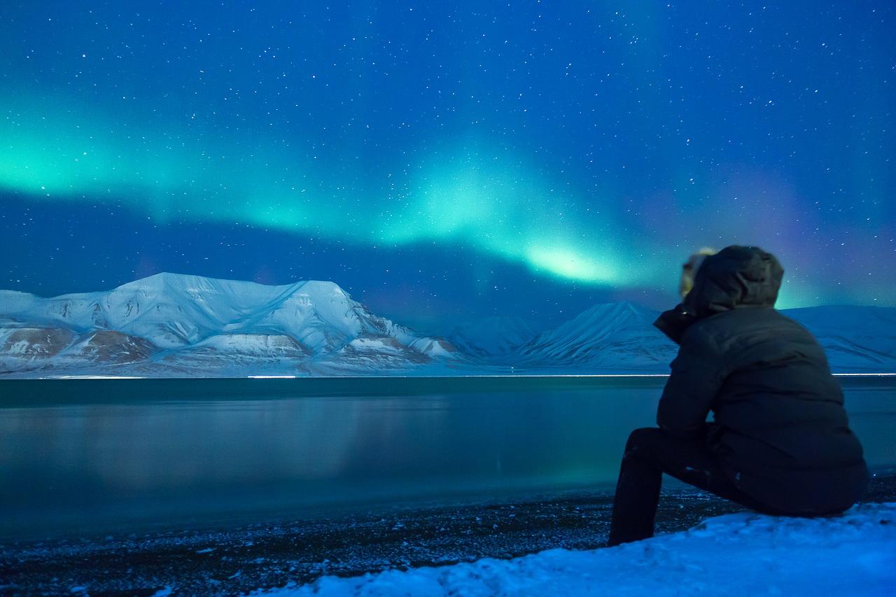 Свалбард Норвегия